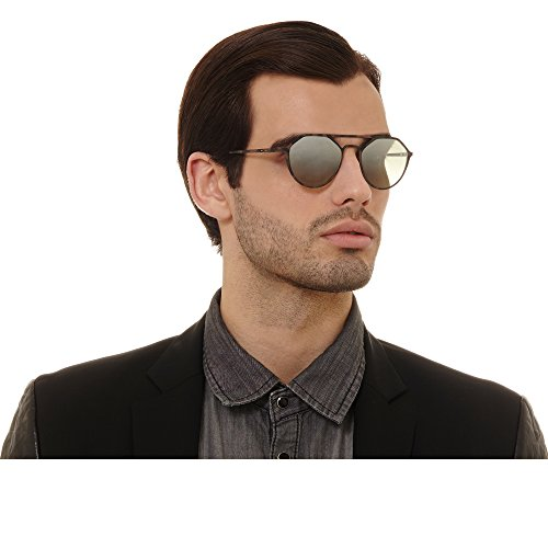 nbsp;Unisex Italia de sol Independent Independent by I Italia 0253 Gafas Plateado metal qwvHFXE