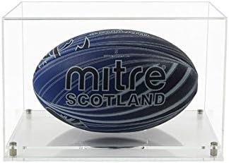 Widdowsons Display Cases - Vitrina transparente para balón de ...