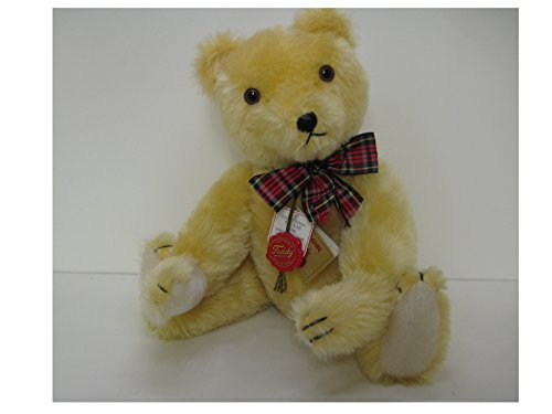 Hermann Bear Gold Mohair 17 inch 70007-45 ()