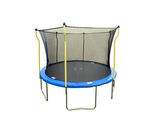 Sportspower 12-Feet Trampoline with Enclosure