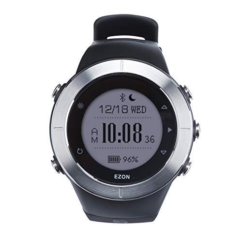 EZON Smart Bluetooth Watch GPS Heart Rate Monitor Waterproof Fitness Tracker Sport Digital Watch T957