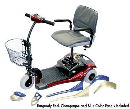 Amazon.com: Dasher – Patinete de 3 ruedas (por Shoprider ...