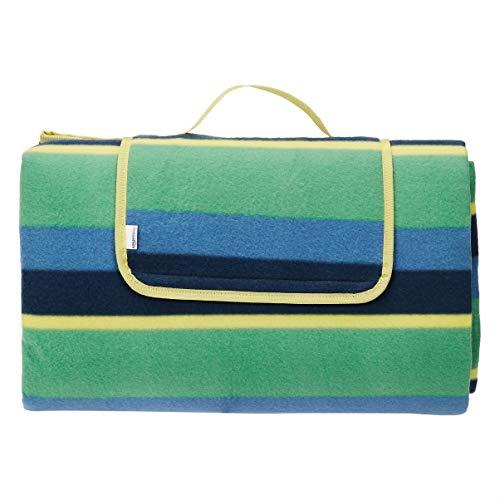 Amazon Basics Picnic Blanket met waterdichte achterkant