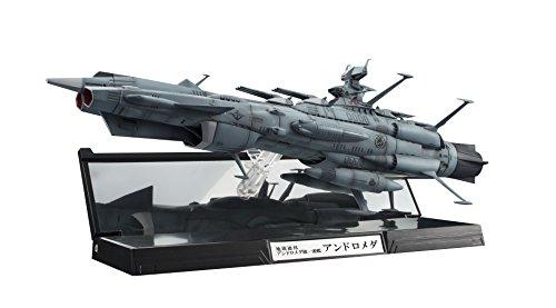 Tamashii Nations Bandai Kikan Taizen 1/2000 U.N.C.F. Aaa-001 Andromeda Space Battleship Yamato Action Figure