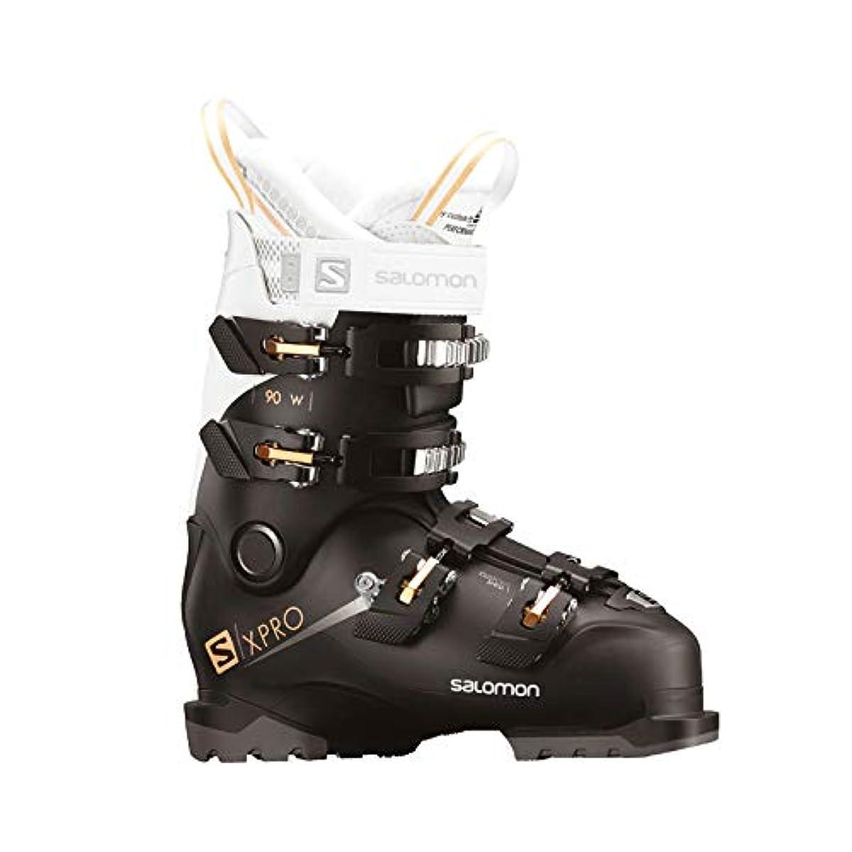 [해외] 살로몬SALOMON 스키화 레이디스 X PRO 90 W 2018-19년 모델 L40551700