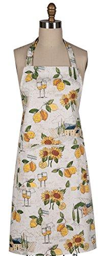 Sunflower Apron - Kay Dee Designs R3171 Tuscan Sun Chef Apron,