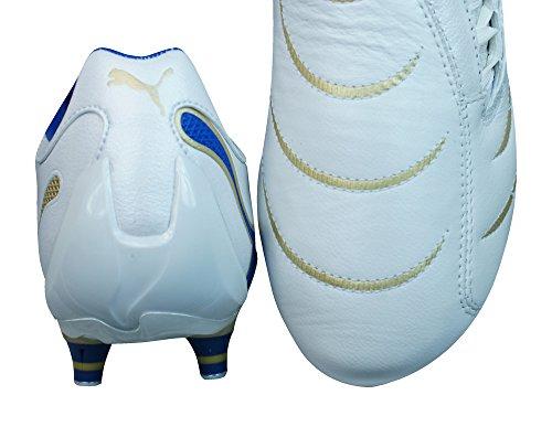 Homme Football Blanc Puma Chaussures 10 2 Pour Sg Powercat De aZafqFn