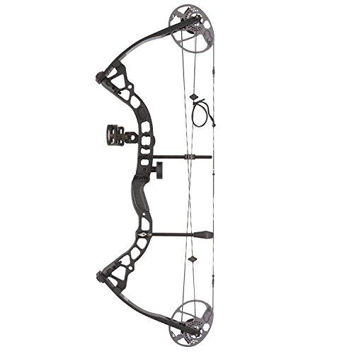 Bowtech Archery Diamond Prism RH 5-55# Black Compound Bow -