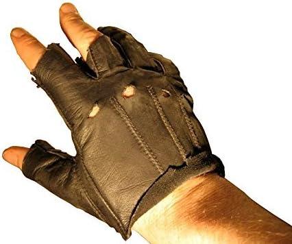 Mad MAX 2 The Road Warrior - Guantes de Piel para Disfraz de ...