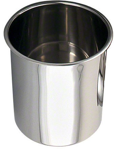 Browne (BMP8) 8-1/4 qt Stainless Steel Bain Marie Pot