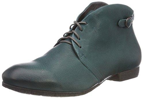 87 Cordones Azul Atlantic Zapatos Oxford de para Ebbs 383130 Mujer THINK wqCIfzAn4