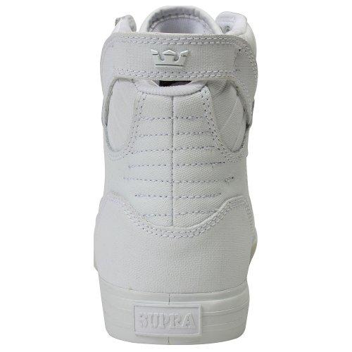 Zapatillas Supra Para Hombre Skytop White Gunny Tuf