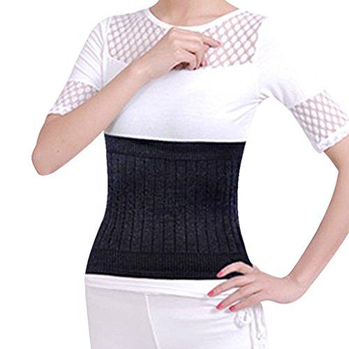 Halovie Thermal Wool Cashmere Waist Brace Support Close Fitting Health Care Waist - Belt Wool Cashmere