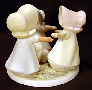 Homco Circle Of Friends Figurine Love One