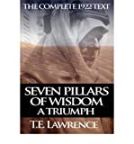 Image of By T. E. Lawrence - Seven Pillars of Wisdom: A Triumph (2009-01-20) [Hardcover]