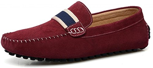 ylw7599jiuhong40-sunrolan-alvis-mens-suede-stripe-vamp-dress-shoes-fashion-style-slip-on-penny-loafe