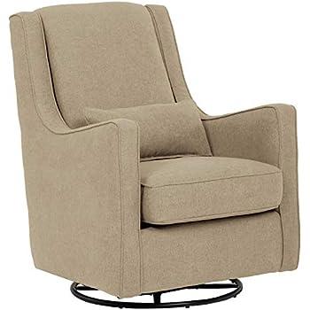Amazon Com Stone Amp Beam Nevaeh Contemporary Swivel Chair