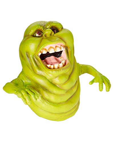 Spirit Halloween 17 Inch Hanging Slimer Decorations - Ghostbusters Classic -