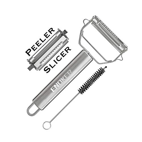 Ultra Sharp Julienne & Vegetable Peeler Stainless Steel, used for sale  Delivered anywhere in USA