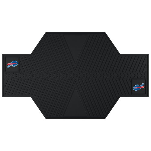 FANMATS 15310 NFL Buffalo Bills Motorcycle Mat by Fanmats