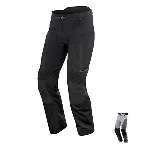 Alpinestars Sonoran Men's Sports Bike Motorcycle Pants - Black / Size 3X-Large by Alpinestars