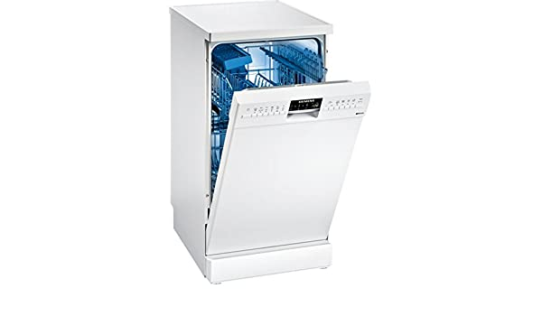 Siemens iQ500 SR256W00PE lavavajilla Independiente 9 ...