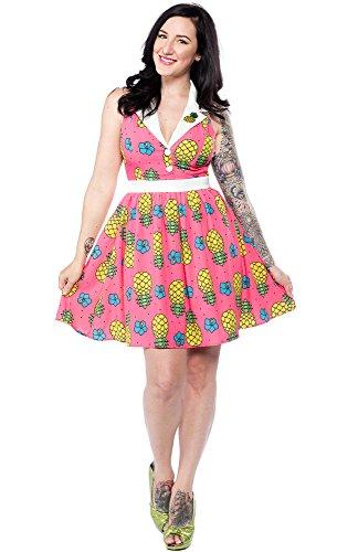 Sourpuss-Pina-Colada-June-Dress