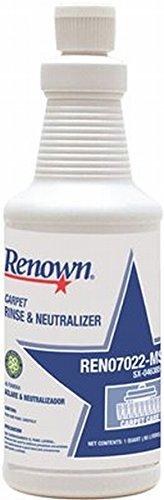 Renown gidds2-sx-0463852カーペットRinse &中和剤、1クォート B00KWGT4VS