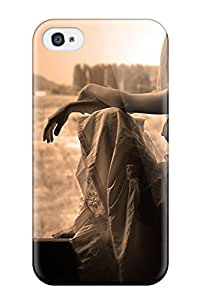 New ZippyDoritEduard Super Strong Women Tpu Case Cover For Iphone 4/4s