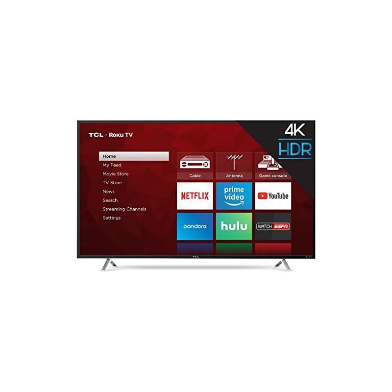 TCL 55S405 55-Inch 4K Ultra HD Roku Smar
