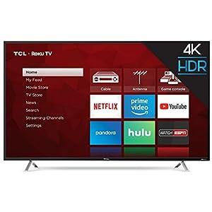 TCL 43S405 43-Inch 4K Ultra HD Roku Smart 5