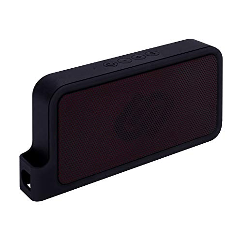 Urbanista Melbourne Portable Bluetooth Speaker [ POCKETSIZE MUSIC EXPERIENCE ], Up to 6 Hours Play Time, Active Equaliser Functionality - Dark Clown