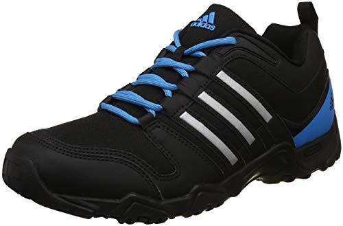 Adidas Men's Agora 1.0 Black/Metsil/Solblu Multisport Training...