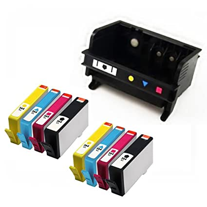 1Pack 564 4-Slot Printhead /& 8Pack 564XL Ink Cartridge for HP Photosmat Printers