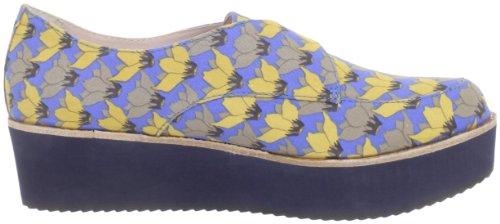 G.H. Bass & Co. Loves Rachel Antonoff Womens Fleur Loafer Blue Floral DnNEnFY