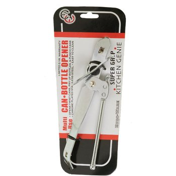 EuroHome 2267032 Multi-Use Can-Bottle Opener