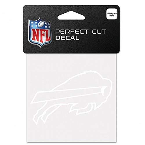 WinCraft Buffalo Bills White 4