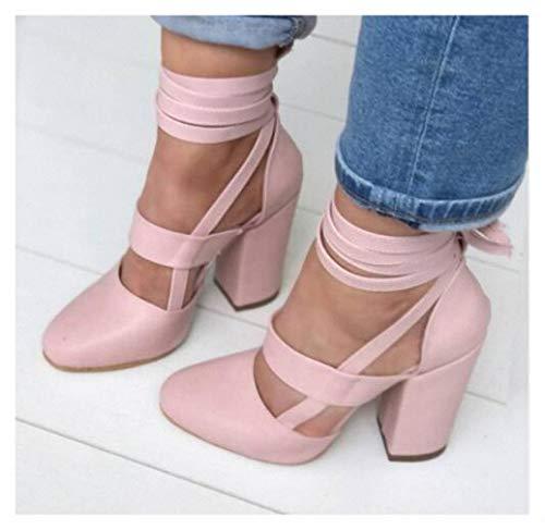 Womens High-Heeled Pumps Shoes Women Pumps Sexy Gladiator High Heels 8cm Women Heels Shoes Female Wedding Dress Shoes Woman Valentine Stiletto High Heels Shoes 3 4
