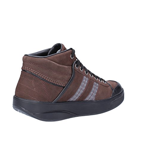Mode MBT 37 Basket Sneakers EU Femme Nabuk Marron rqCwrE6