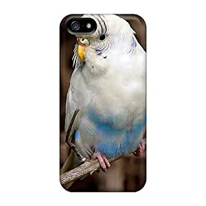 Durable Parakeet Back Case/cover For Iphone 5/5s