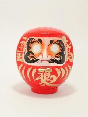 Japan Craft–Lucky Doll–Daruma–Taglia 2–arancione–successo nella scuola