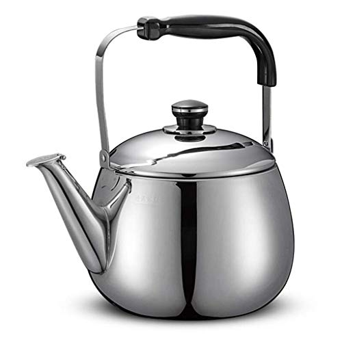 l.e.i. Camping Whistle Kettle Teapot Coffee Maker Indoor Outdoor Camping Hiking Picnic