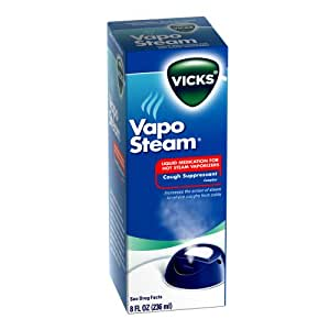 Vicks VapoSteam 8 Ounce