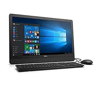 "2017 All-in-One Dell Inspiron Flagship High Performance 23.8"" Full HD Desktop