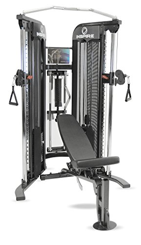 Inspire Fitness Ft1 Functional Trainer (Inspire FT1 Gym (with Bench))
