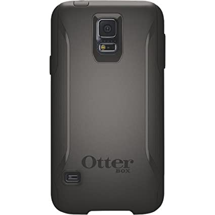 new product 7dd52 84f08 OtterBox Commuter Galaxy S5/Neo Case - Black: Amazon.ca: Cell Phones ...