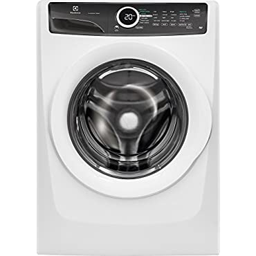 Electrolux EFLS617SIW LuxCare 27 Front Load Washer with 4.4 cu. ft. Capacity, in Island White