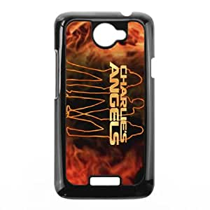Charlie's Angels HTC One X Cell Phone Case Black Z0020519