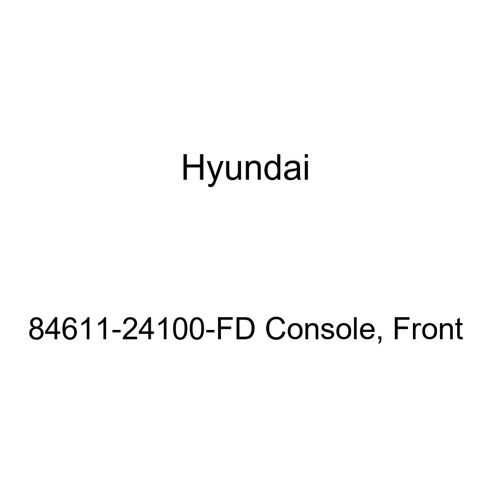 Front Genuine Hyundai 84611-24100-FD Console