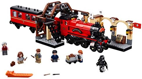 Lego Harry Potter HOGWARTS EXPRESS TROLLY WITCH ONLY FROM SET 75955